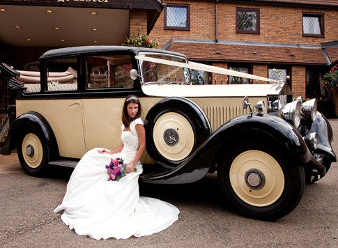 limo hire for wedding