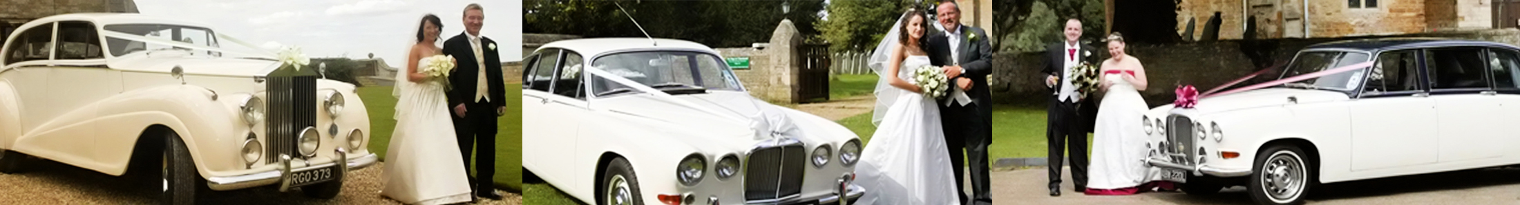 hire a wedding car Northamptonshire