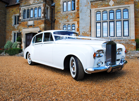 Rolls Royce Silver Cloud Wedding Car Hire Northamptonshire