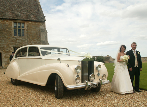 Rolls Royce Silver Wraith Wedding Car Hire Northamptonshire