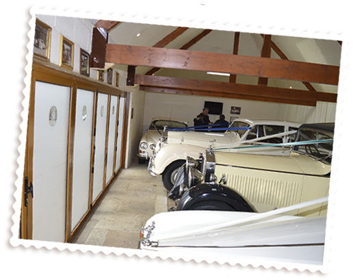 wedding car hire Northamptonshire